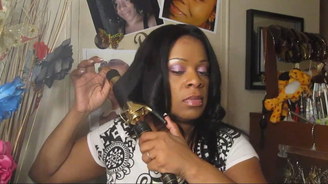 Introducinge Saga Remy Lace Front 100 Human Hair Loose Deep