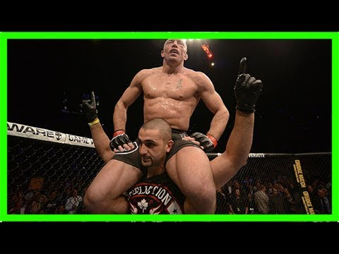 Georges st-pierre talks vacation, whittaker in media conference call