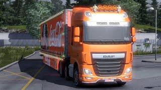 ETS2 1.15.1 ( Euro Truck Simulator 2 )
