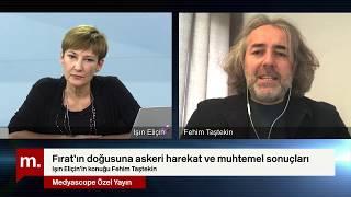 """Suriye'ye olası operasyon – Fehim Taştekin: """"Kürt bölgelerine yayılırsa çatışma dinamiği tetiklenir"""""""