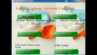 Gambar cover Android & iPhone Unlock Tool GBKey Dongle 1.78