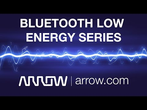 Bluetooth Low Energy Series | Introduction