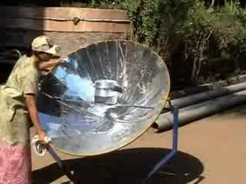 Solar Dish Cooker PRINCE India