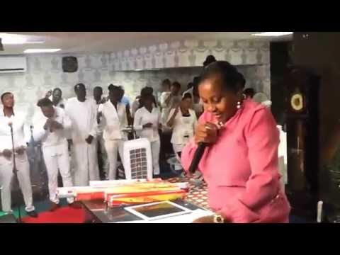 Unstoppable Blessings Of  a Foreign :By Pastor Mrs Doris  Isioma Owolabi