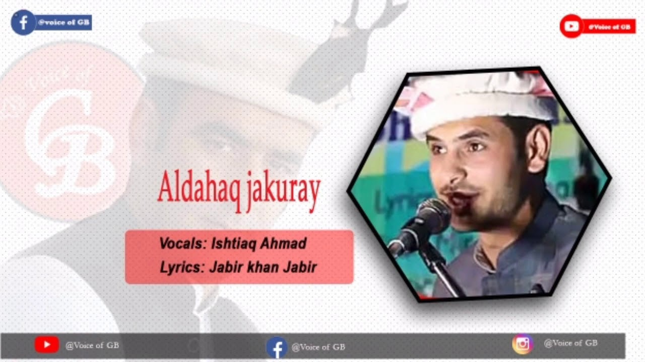 Download AldaHaq Jakuray || lyrics :Jabir khan Jabir || Vocals : Ishtiaq Ahmad