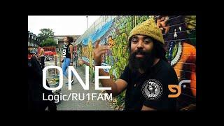 LOGIC & RU1-FAM FT. AMY TRUE - ONE (OFFICIAL VIDEO)