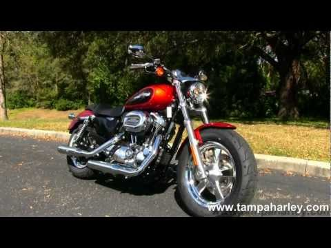 New 2013 Harley-Davidson XL1200C Sportster 2014 Motorcycles coming soon