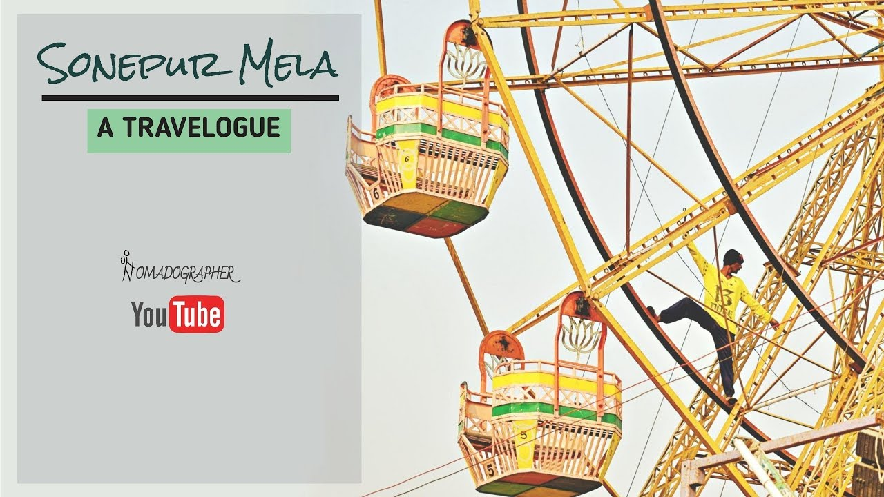 Finding a Glimpse into the Rural Life with Sonepur Mela