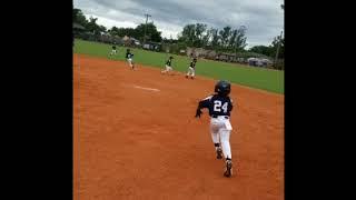 @TheOfficialSammyJ 8U Baseball Highlights!!!