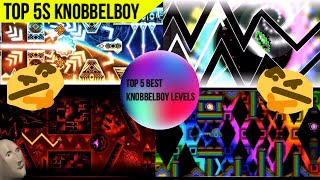 Top 5 Knobbelboy levels