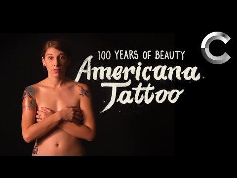100 Years of Beauty: Americana Tattoo (Casey) - Short Version