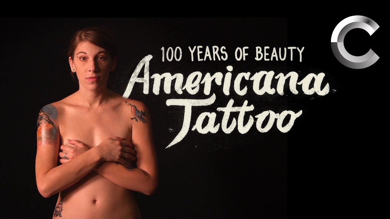 100 Years of Beauty: Americana Tattoo (Casey) | Short Version | Cut