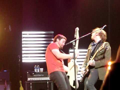David Cook Barbasol Guitar Break