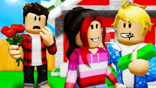 The Cheating Girlfriend * FULL MOVIE * A Roblox Brookhaven Movie (Brookhaven RP)