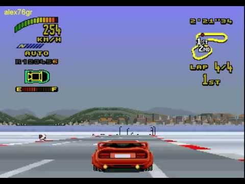 Top Gear 2 - Commodore Amiga AGA Longplay