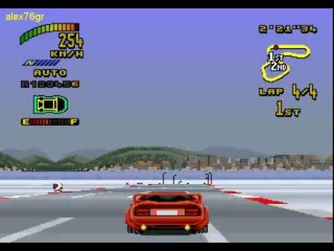 Top Gear 2 - Commodore Amiga AGA Longplay