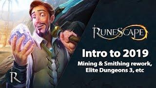 RuneScape - Intro to 2019 Q&A