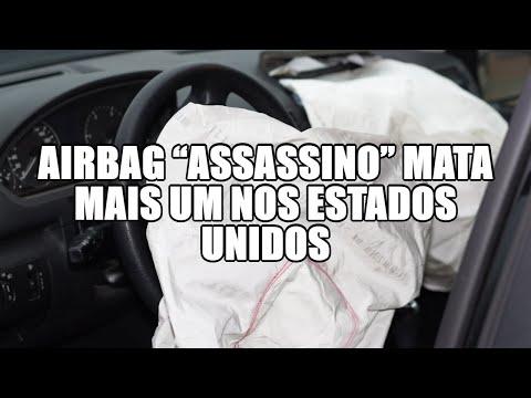 """Airbag """"assassino"""" mata mais um nos Estados Unidos"""