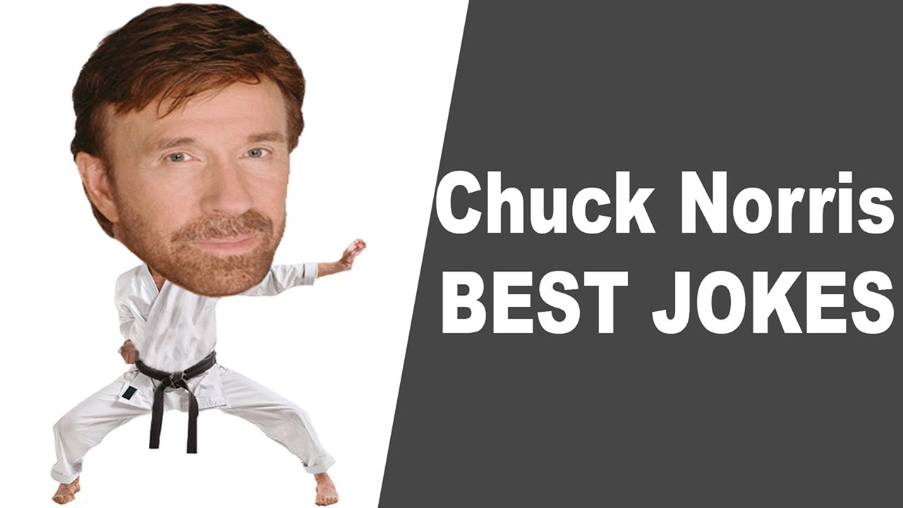 The 50 Funniest Chuck Norris Jokes of All Time-Best Jokes ...