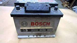 Почему зимой умирает аккумулятор .(, 2015-09-08T17:04:25.000Z)