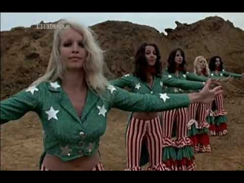 Pans People - Coconut [Promo] - Nationwide TX: 03/08/1972
