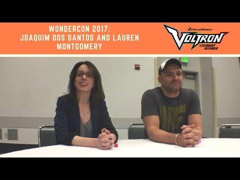 WonderCon 2017: Voltron  with Joaquim Dos Santos and Lauren Montgomery