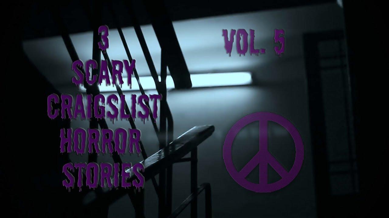3 Scary Craigslist Horror Stories | r/nosleep | Vol 5 ...