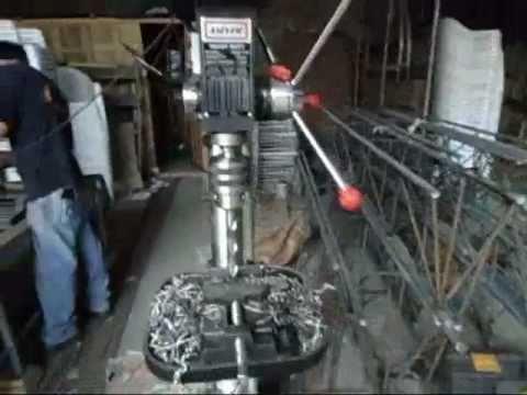 Elavoraziones de vigas y tijerales estructurales para for Tubos de aluminio para toldos