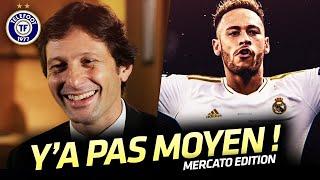 Paris refuse une offre ASTRONOMIQUE pour Neymar – La Quotidienne Mercato #32