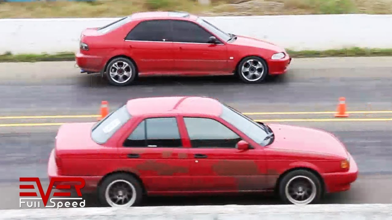 Honda Civic Vs Nissan Sentra Tsuru Drag Races Youtube Here is the summary of top rankings. honda civic vs nissan sentra tsuru drag races