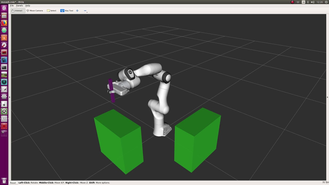 Pick and Place Tutorial — moveit_tutorials Kinetic documentation