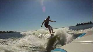 WAKESURF N ON THE WAKESETTER with contour + Thumbnail