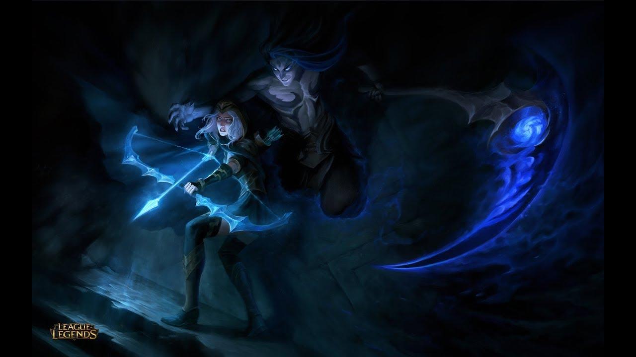 Kayn Build Guide : [8 18] Kayn, Path of Shadow Assassin