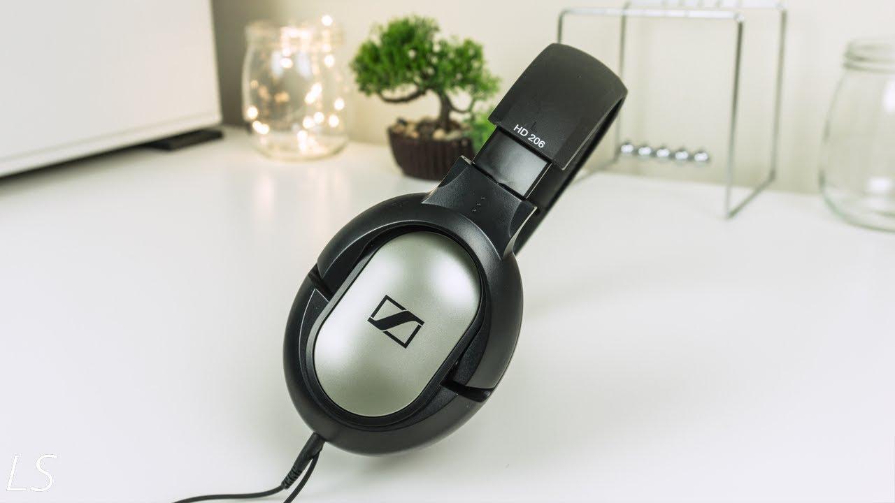 18f2aeeb48b Sennheiser HD206 Sound Tests (10 Genres) - YouTube