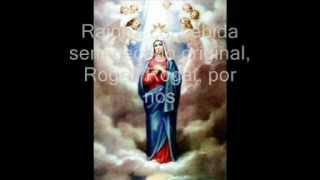 Ladainha de Nossa Senhora Cantada, com l...