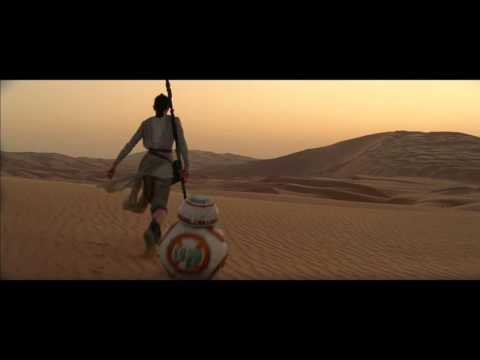 Rey's Theme 800% slower - Star Wars: The Force Awakens