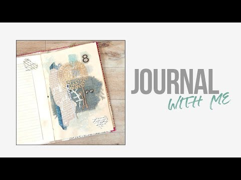 Journal With Me ~ Creative Journaling #2