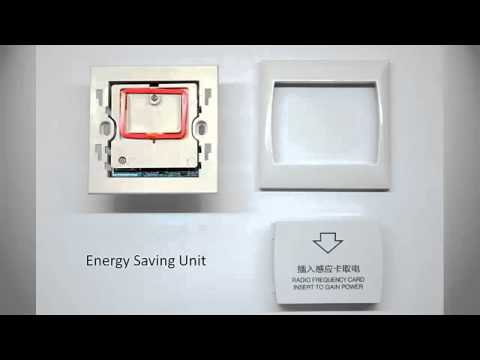 Rfid hotel key card energy saving unit switch cn ess 10 youtube rfid hotel key card energy saving unit switch cn ess 10 ccuart Gallery