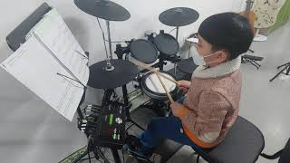 Twinkle- 태티서/드럼 연주 초1 노oo온/202…
