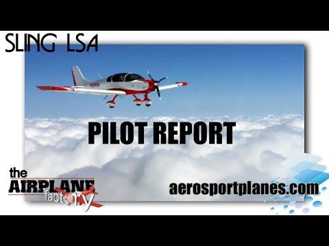 Sling Light Sport Experimental Amateurbuilt Aircraft Review Sport Aviation Showcase