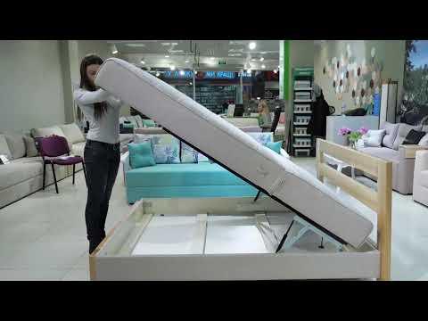 ОРА – ортопедическая кровать с пультом для регулировки угла наклона матраса, Укризрамебель