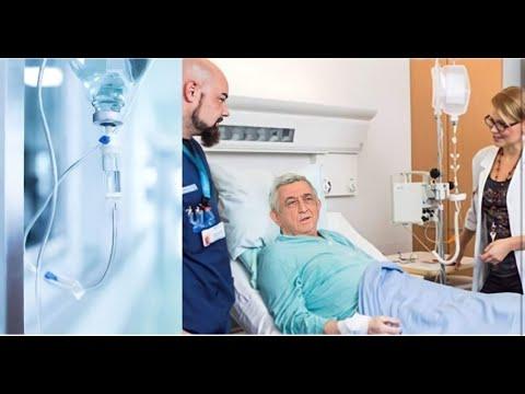 Սերժ Սարգսյանի վիճակը կտրուկ վատացել է