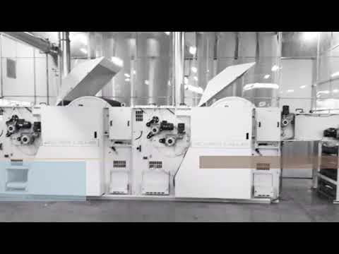 Textile Recycling - TITAN Tearing Machine From Dell'Orco&Villani