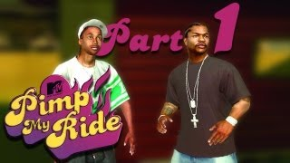 Pimp My Ride Part 1: GHOST RIDING THE WHIP