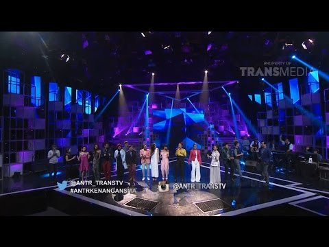 A NIGHT TO REMEMBER - Rindu Ini Warna (01/02/16)