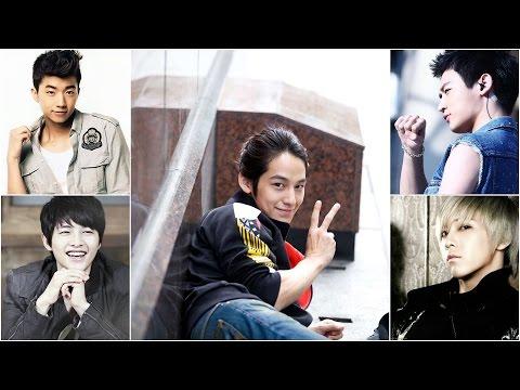 Топ-5 самых обаятельных актеров Южной Кореи 2015 года  Лучшие актеры Южной Кореи