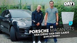 Porsche Macan GTS van ex-F1 coureur Giedo van der Garde || #DAY1 Afl. #13