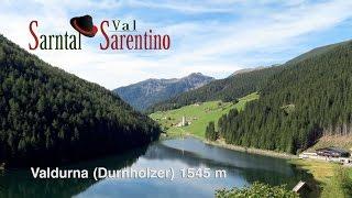 Val Sarentino, Valdurna e il suo lago (BZ - Alto Adige) - (HD4K)