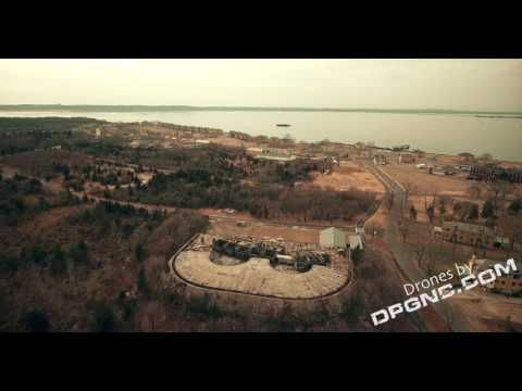 Sandy Hook New Jersey Tour by Drone