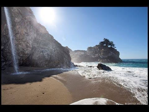 """The California Coast"" (Full Version PURE NATURE) 1 HOUR Relaxation Video Slow TV HD"